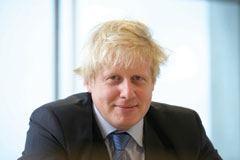 BORIS JOHNSON - Boris Island