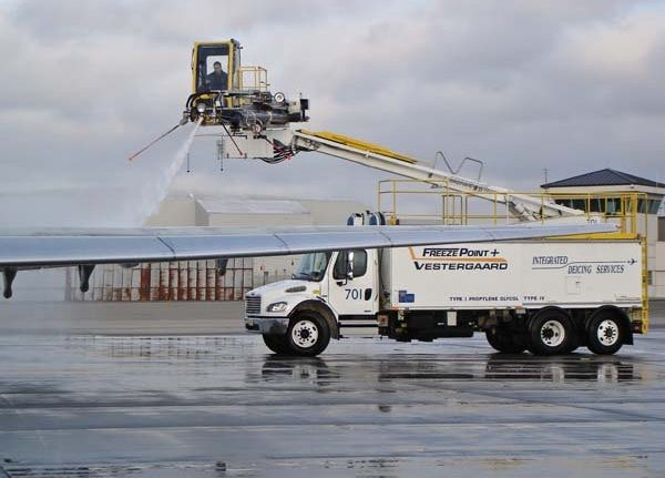 Vestergaard To Supply Gtaa With 10 Beta Ng Deicer Units