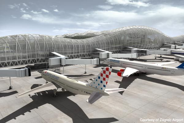 Zagreb Airport Concession Finalised Airport Focus International