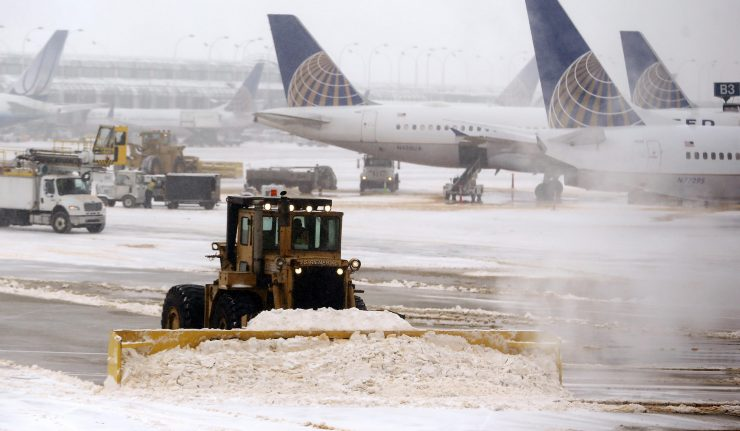 Polar vortex and new flying hours rules test winter ...