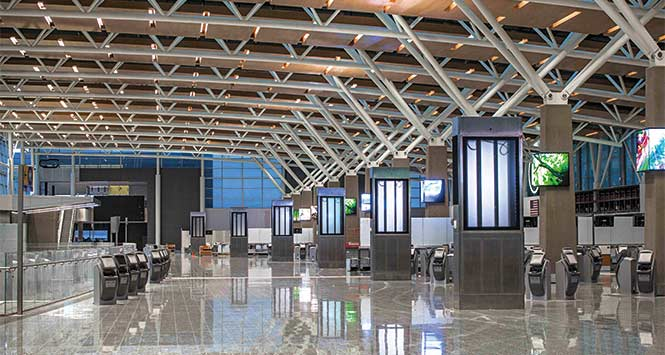 Calgary S Green Credentials Airport Focus International