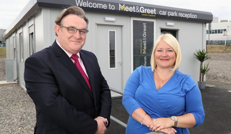 Cardiff airport launches meet greet service airport focus cardiff airport launches meet greet service m4hsunfo