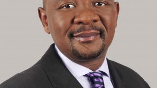 Bongani Maseko, chief executive, Airports Company South Africa'
