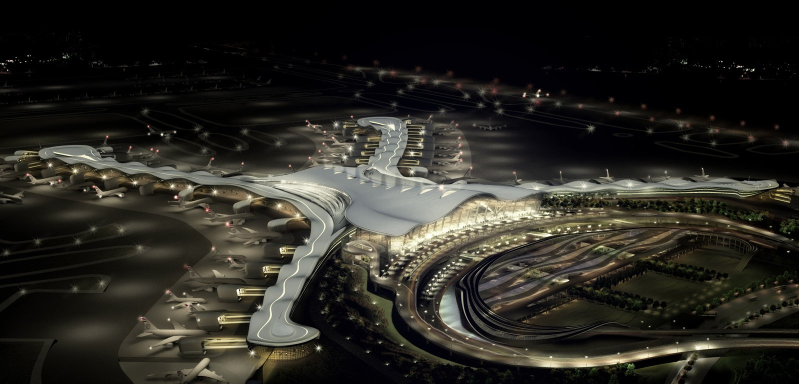 Abu dhabi airfield lighting systems contract airport for International decor company abu dhabi