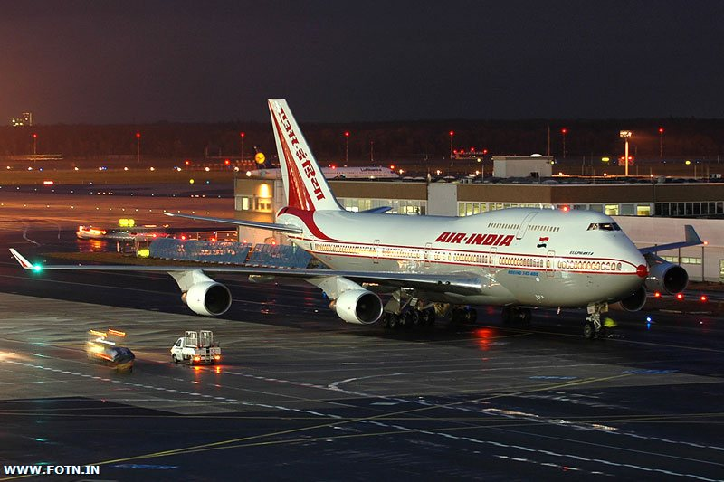 Air India Airlines Customer Care Number