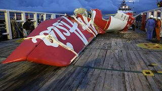 Indonesia Plane crash: Parts of AirAsia Flight 8501