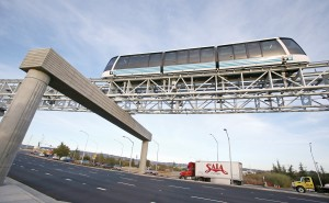 Oakland International Airport (OAK) is using the San Francisco Bay Area Rapid Transit (BART) service to provide a new link to the airport.